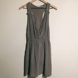 Urban Outfitters Kimchi Blue Gray Mini Dress